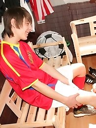 Nude gay teen football boys